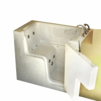 Sanctuary Wheelchair Access Walk-In Tub, Medium