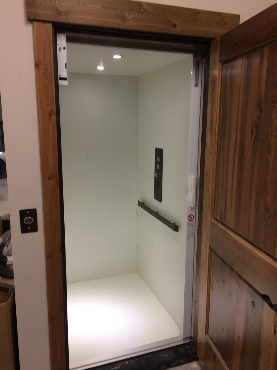 AmeriGlide Elite Residential Elevator